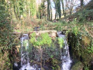 waterfalls spring 2020