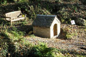 Holy Well Housing Newly Rebuilt November 2013