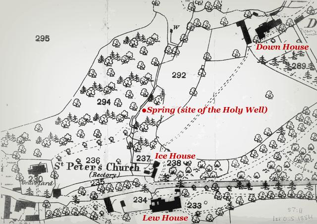 1884 Ordnance Survey Map