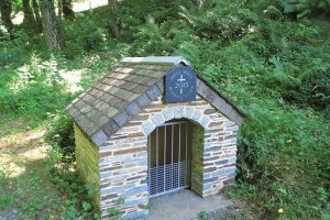 Lewtrenchard Holy Well Restored 2